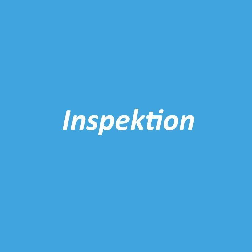 Dirk prüft Inspektion